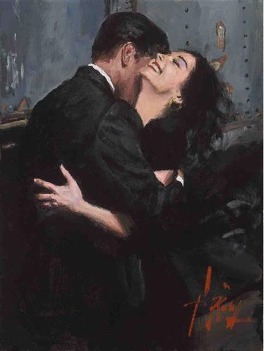 """Ronny's heart weighed heavily in his chest as Voi embraced him, swirling in a nostalgic waltz. """"Let's just run away, you and I,"""" she said, still high from the thrill of the ball. Yet he knew, through visions of things yet to come, that fate would not allow them such grand luxury... 