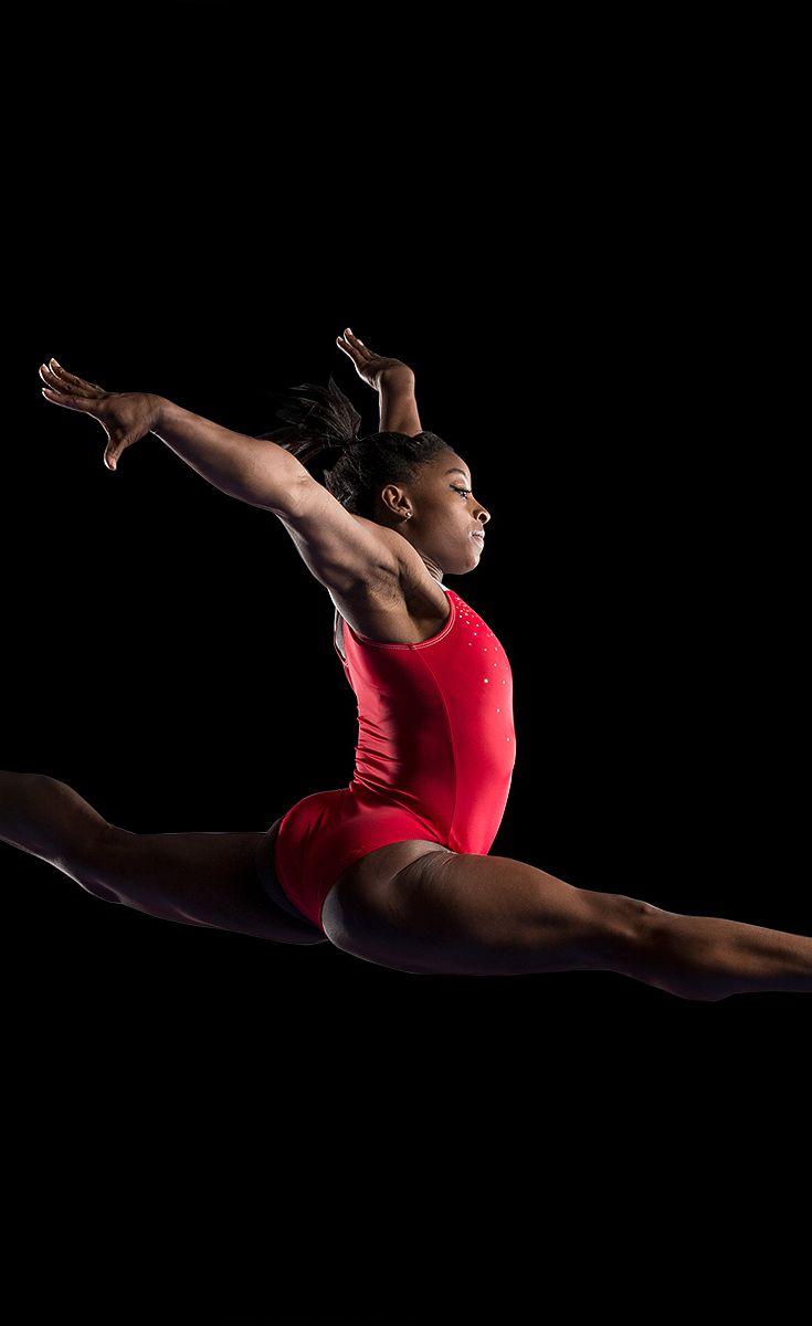 Simone Biles' Mental Gymnastics