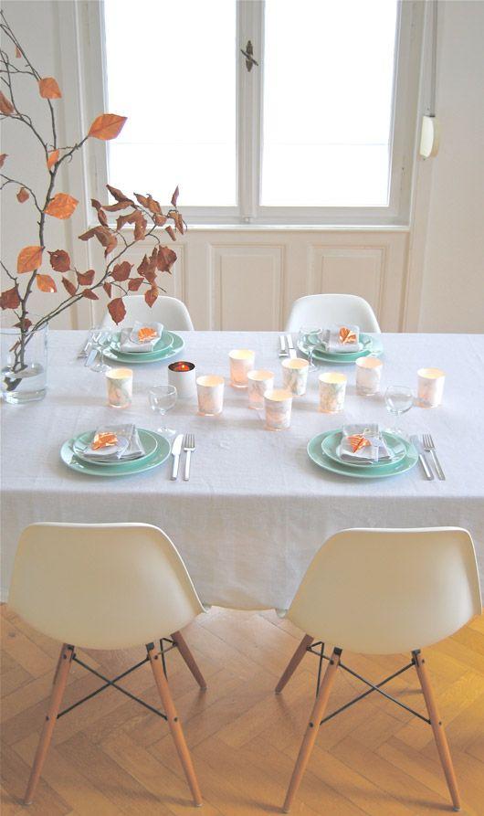 fantas-tisch: inspired by... Lieblingsfarbe+Kupfer+Marmor & Sinnenrausch