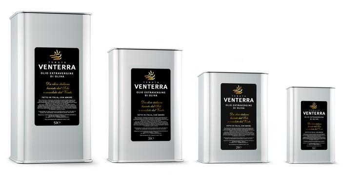 #VENTERRA. #IL #BLEND. In confezioni metalliche per grandi formati
