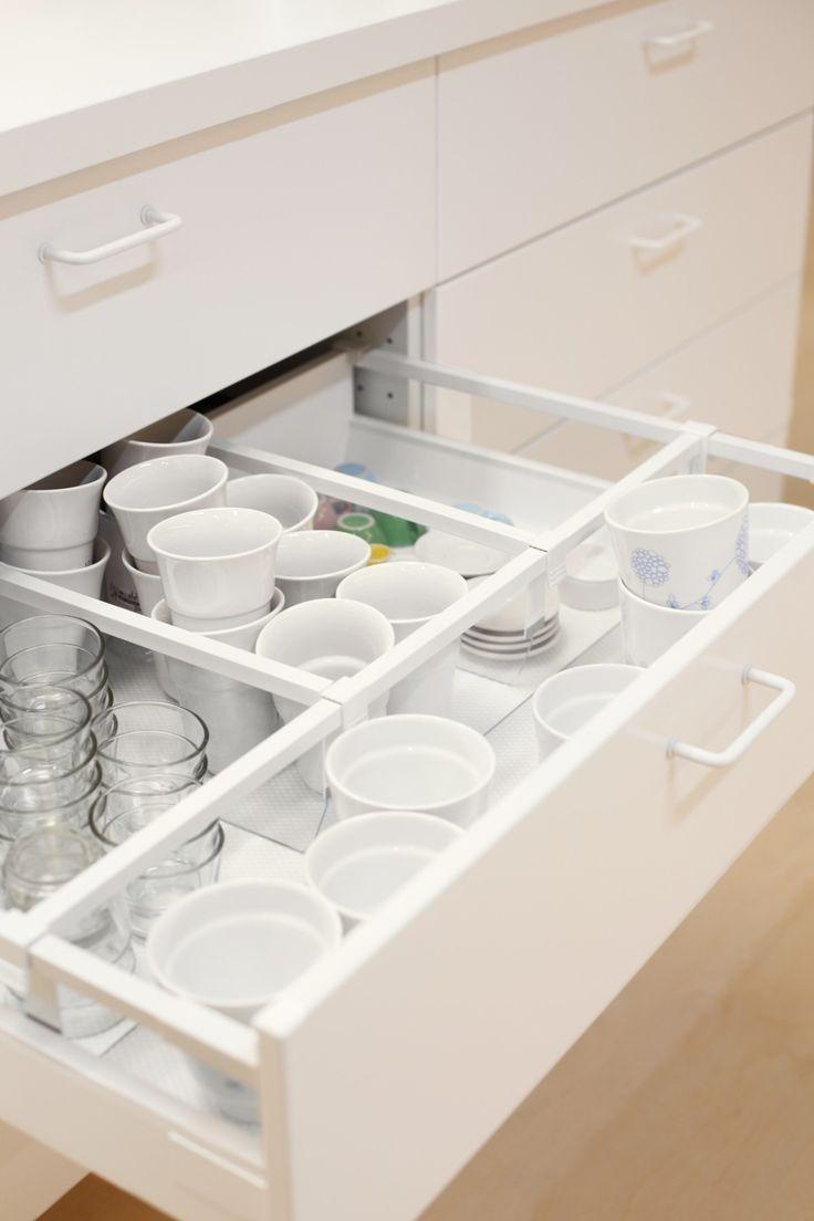 12 best Köksskåsinredning images on Pinterest   Kitchen ideas ...