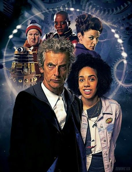 Season ten looks like it will be just AMAZING!!!!  Let's see if Moffat leaves with a BANG!  I am SO excited for this!!!!  Also #PeterCapaldi please do more than three seasons, I love you!!!  You are the Doctor, it suits you.