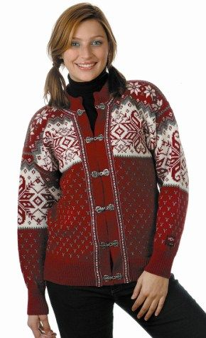 Gallery For > Red Norwegian Sweaters