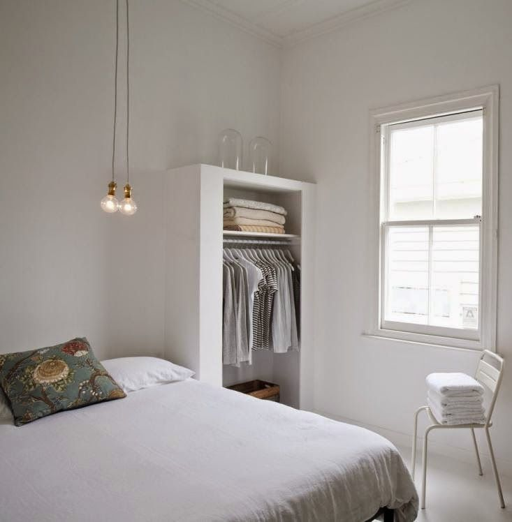 White on white: shop-interior by Father Rabbit | photography by Louise Hyatt and Duncan Innes for Remodelista