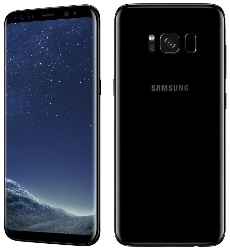 Samsung Galaxy S8 SM-G950FD Dual Sim (Factory Unlocked)