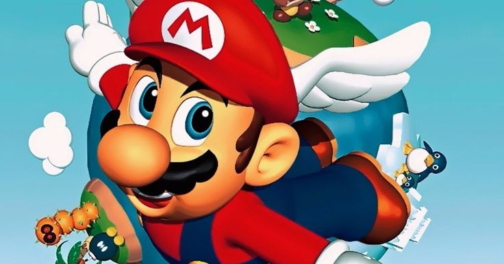 You can now play Super Mario 64 online with others