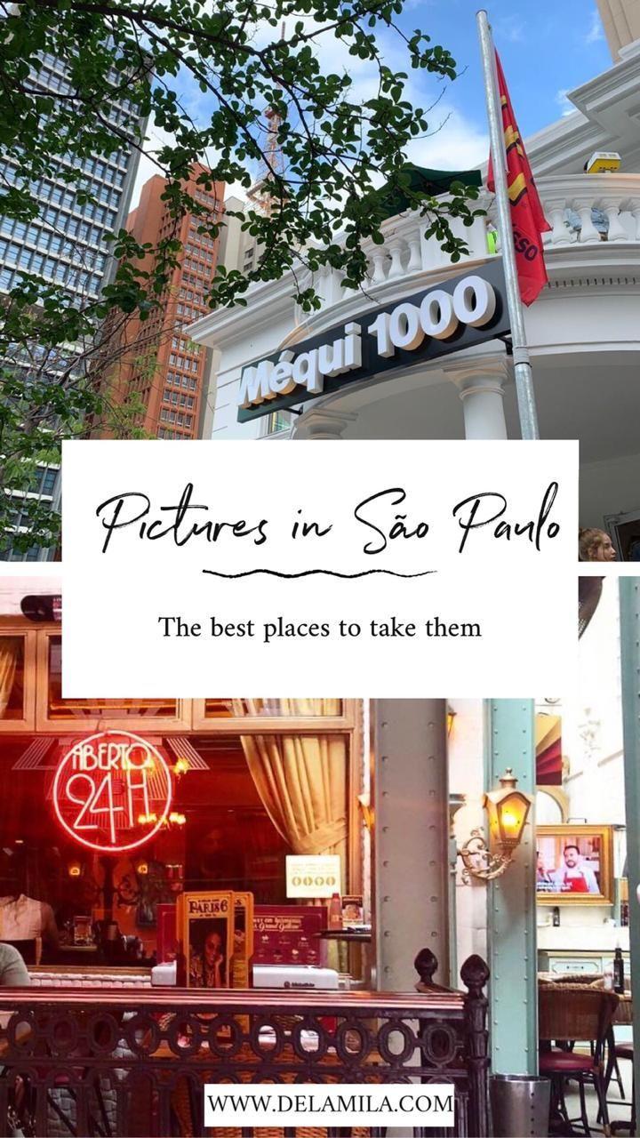 Good places to take photos
