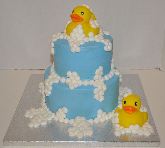 Quick! Somebody get pregnant so I can make this awesome cake!!