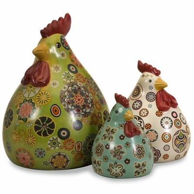 Chicken decorations | Roosters | Pinterest | Them ...