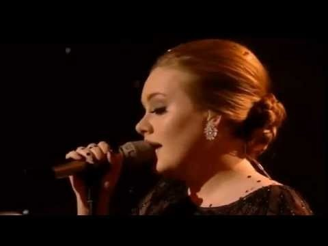 "Adele video of her singing ""Someone Like You""  http://www.musicalbiography.com/adele.htm"