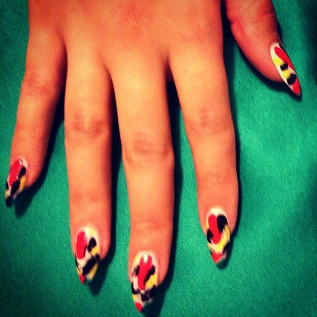 26 best Nail Art images on Pinterest | Goodie bags, Chanel and Manicure