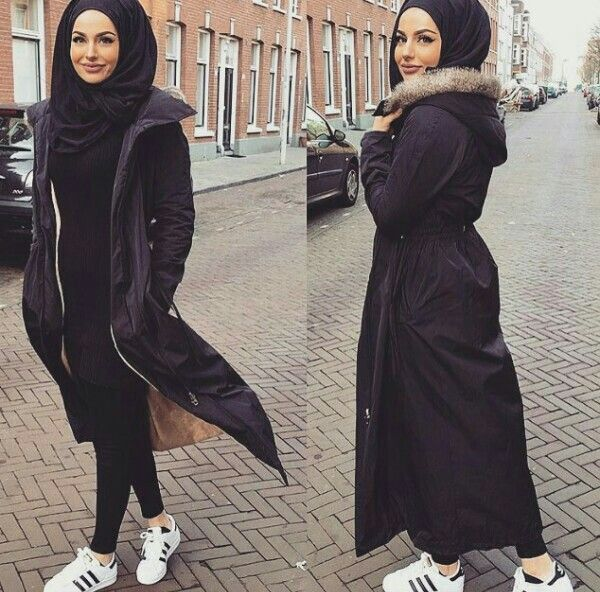 Follow for more hijab outfit @z.a.i.n.a.b❤
