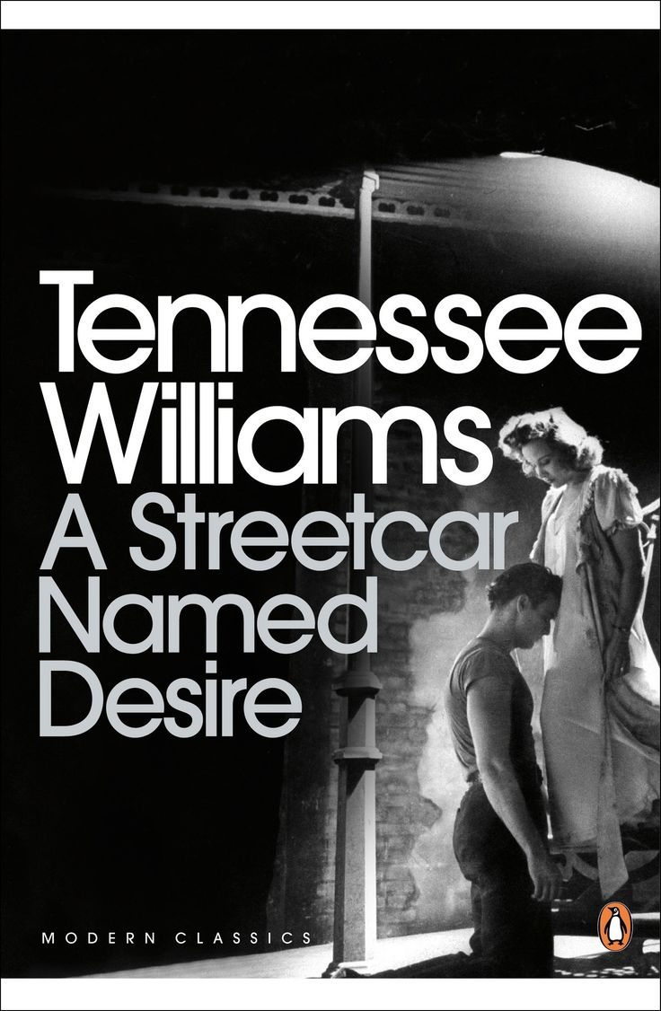 a streetcar named desire by tennessee williams - i gotta admit, i liked the film version more (marlon brando <3)