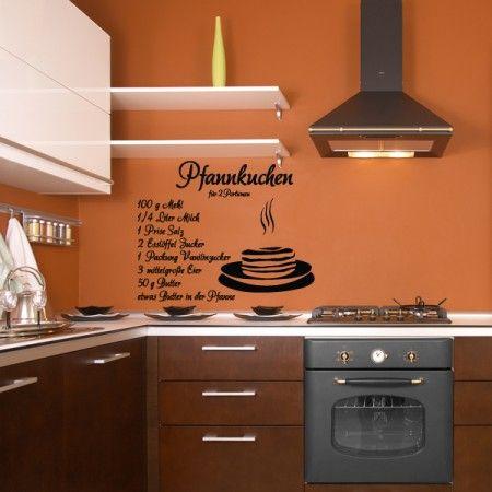 20 best Wadeco Rezept Wandtattoos images on Pinterest Html - wandtattoo braune wand