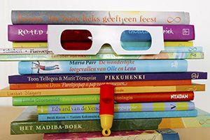 Lesideeën Kinderboekenweek 2014 - kunstgebouw.nl