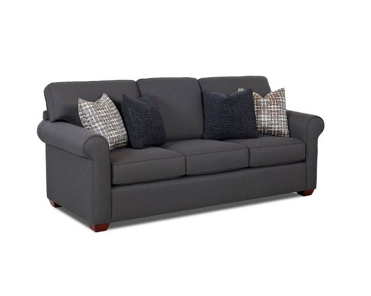 Klaussner Living Room Canoy Sofas K50200 S   Klaussner Home Furnishings    Asheboro, North Carolina