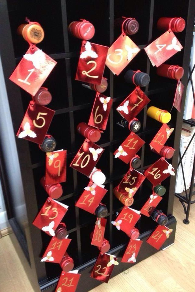 Now THAT's MY kind of (Wine) advent calendar!