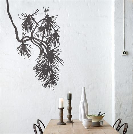 Pine Tree wall decoration