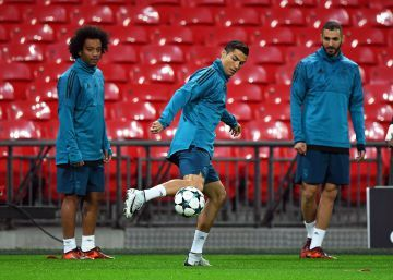 Tottenham - Real Madrid en directo la Champions League en vivo