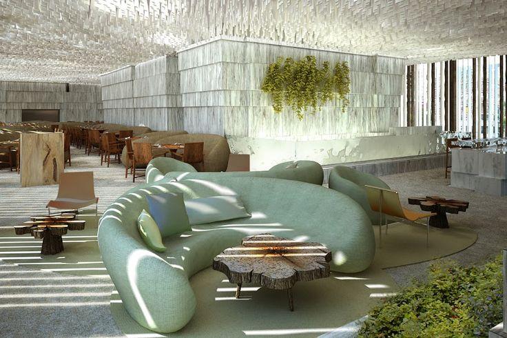 Green Hotel Lounge North