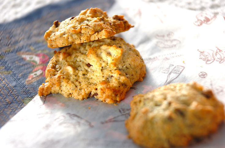 I've tried this recipe, and it was soooo good! 紅茶チョコチップクッキーのレシピ・作り方 - 簡単プロの料理レシピ | E・レシピ