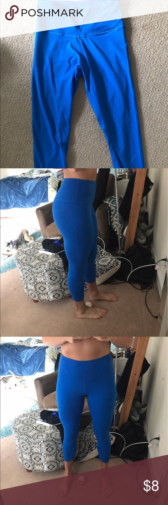 90 degree by Reflex high waisted cropped leggings High waist,cropped 90 degree by Reflex Pants Leggings