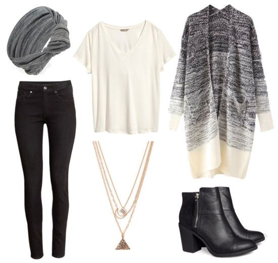 Lovely fall ensemble via collegefashion. Just ordered the cardigan on Blackfive.com