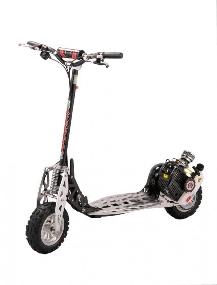 1000 images about gas powered scooters bikes go karts for Gas powered motorized scooter
