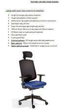 i-Sense Task Chair