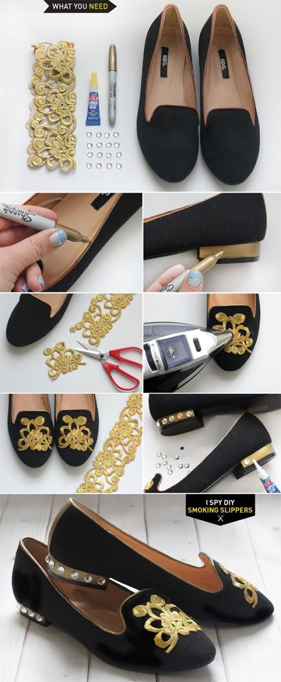 DIY Smoking Slippers Get Free Weekly Updates!Signup now and receive an email once I publish new content. We will never give away, trade or sell your email address. You can unsubscribe at any time.