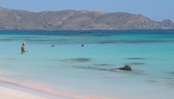 South Crete, Area information Crete