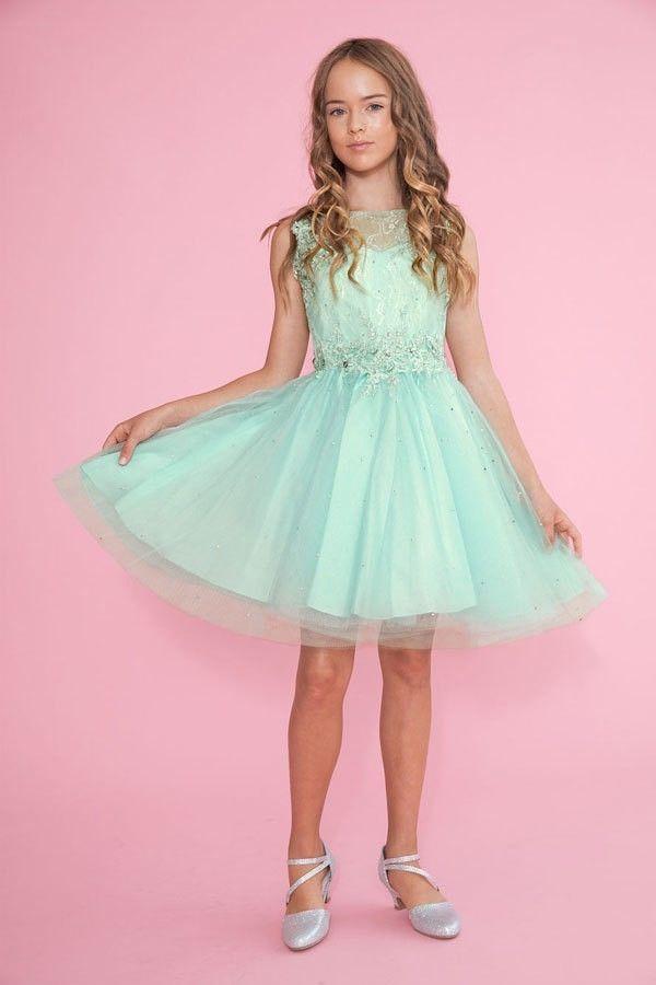 25 best Kids Prom Dresses images on Pinterest