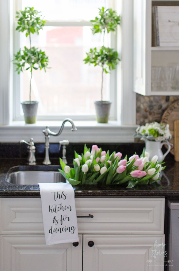 Spring Decorating Ideas Home Tour Shabby Chic FarmhouseUrban