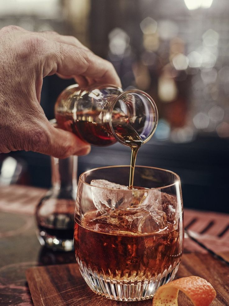 Cocktail Zacapa 23 Old Fashioned