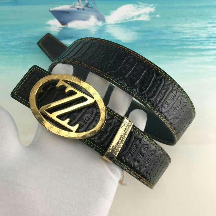 122598,Zegna Belt,Size 3.8 cm Belt, Belt size, Leather