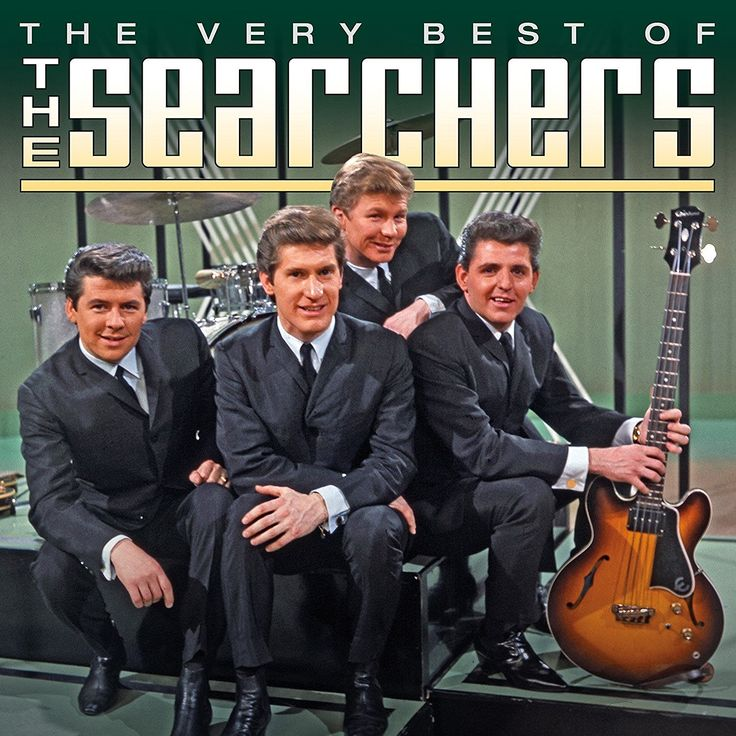 Image result for the searchers band images