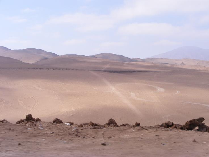 Desert... Iquique - Chile