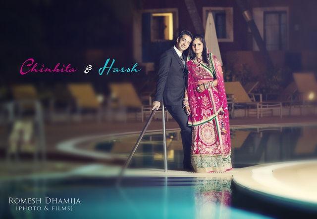 Chinkita & Harsh's 'Goa' Wedding Film by Romesh Dhamija Productions. Chinkita & Harsh's Candid Wedding Photography & Wedding Film