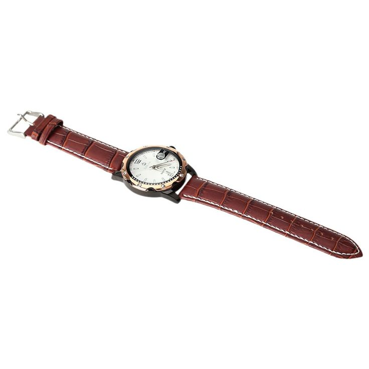 Cheap MG·ORKINA Unisex Luxury Wristwatch Water-resistant Analog Online red | Tomtop