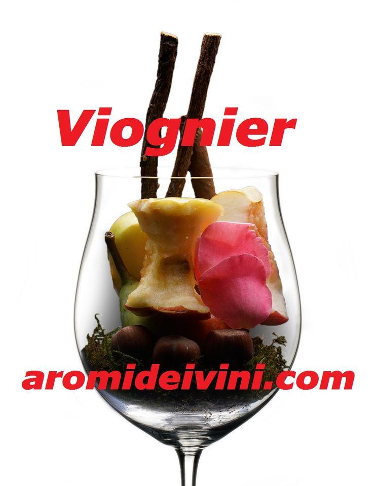 Viognier - Aromi dei vini - Wine Aromas - Arome du Vin - Wein Aromen