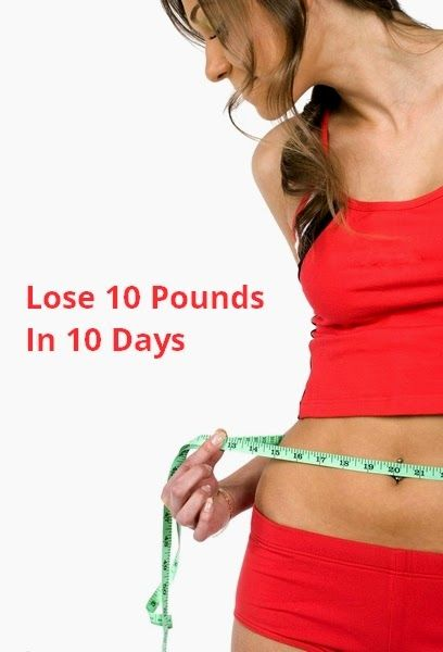 Lose 10 Pounds In 10 Days - A Detailed Eating And Exercising Plan To Drop Weight In Under 2 Weeks ~ Weight Loss And Wellness