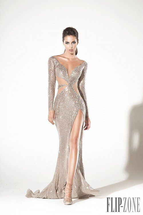 Charbel Zoe Haute Couture Spring/Summer 2016 Collection @Maysociety