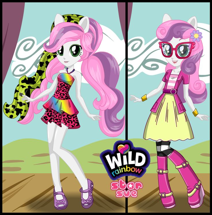 My Little Pony Games for Girls - DressUpWho.com
