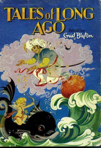 Tales-of-Long-Ago-by-Enid-Blyton-FREE-AUS-POST-Vintage-Illustrated-Hardcover  www.sleepybearbooks.com