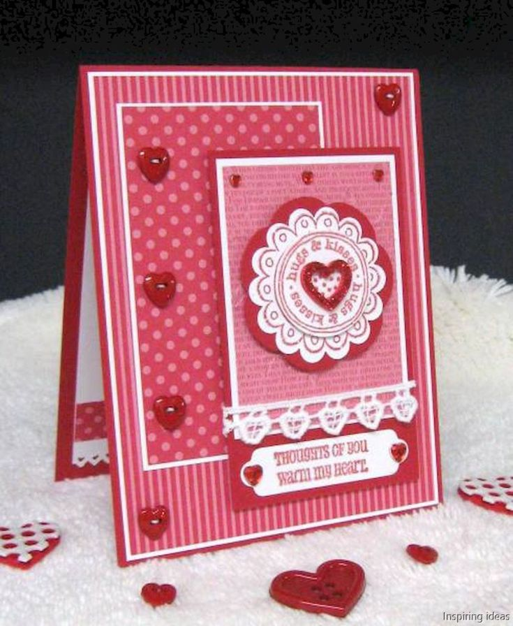 2150 best St. Valentine\'s Day Cards and other projects images on ...