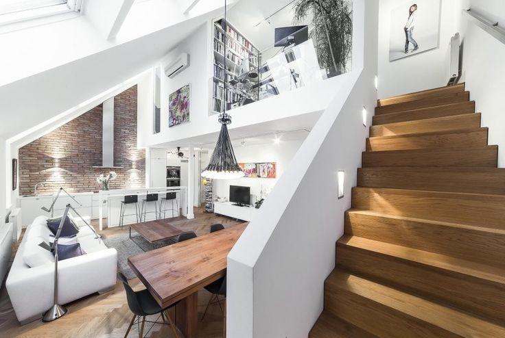 Un open space moderne et minimaliste. Découvrez les autres prestations de cet appartement à Vienne. #Vienne #Autriche #luxuryhome #Luxury #Dreamhome #Residence #Instagood #Success #Instadesign #Exclusive #Inspiration #deco #luxurylifestyle #realestate #luxe #design #livingroom #decoration #minimaliste