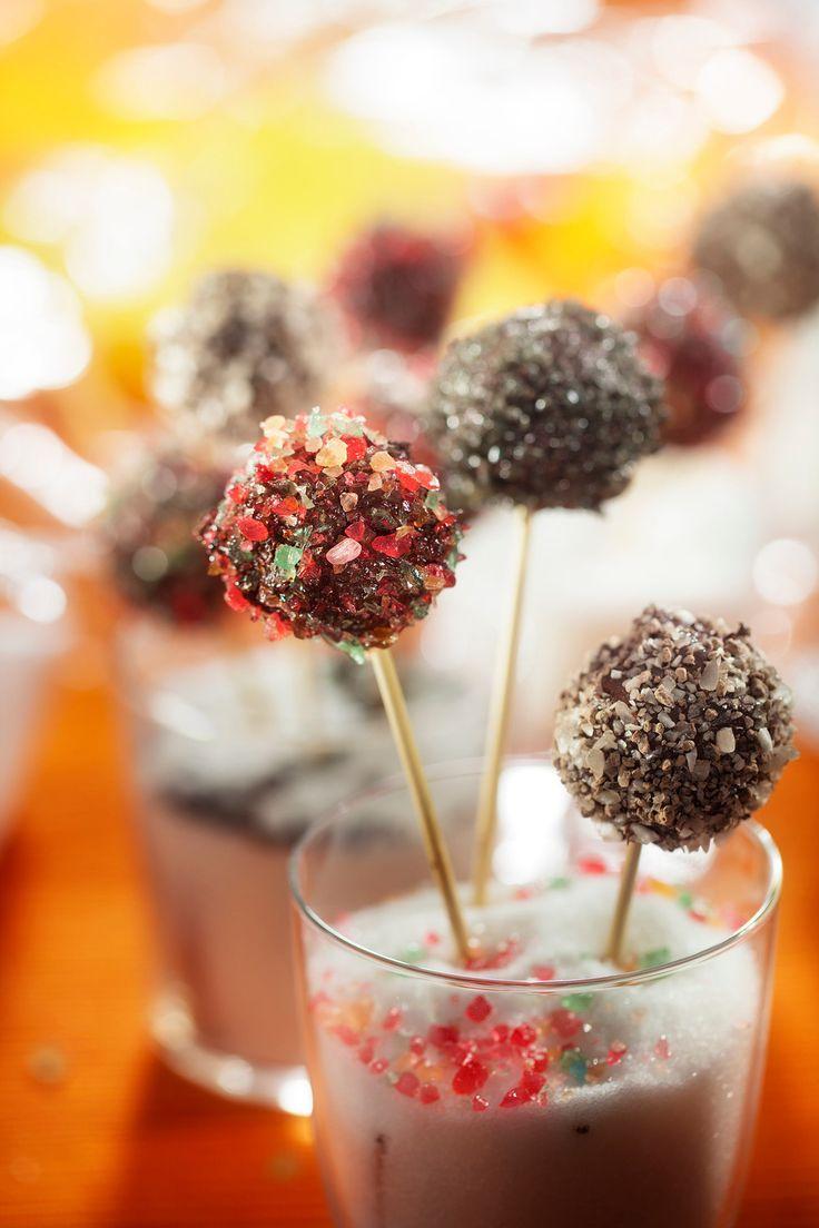 Cake pops eli kakkutikkarit | K-ruoka #lastenkutsut