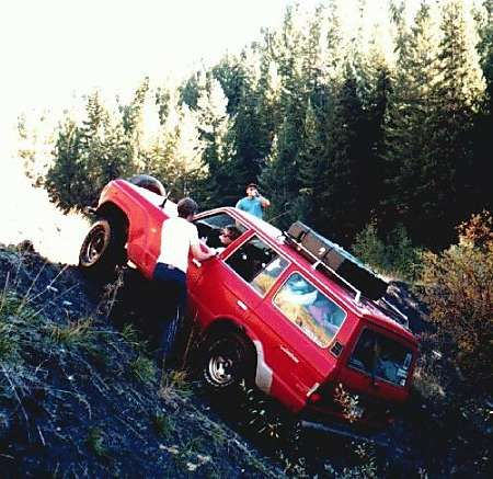 BC4x4.COM four wheel drive, 4x4, offroad and fourwheeling site.