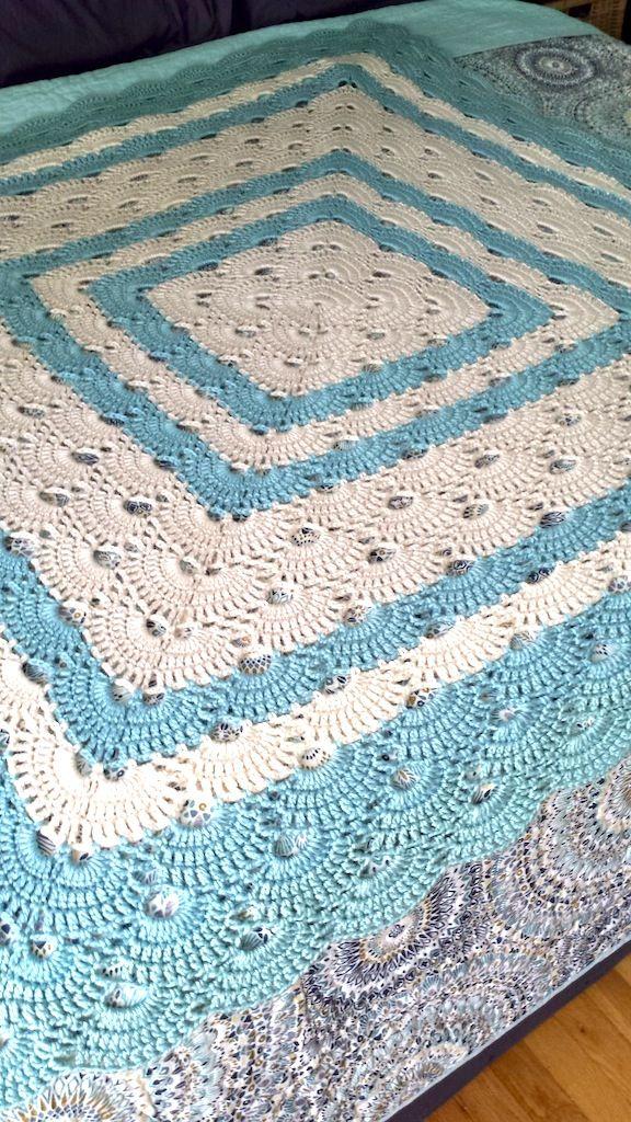 Crochet Virus Blanket : ... Crochet Bucket List on Pinterest Free pattern, Yarns and Crochet