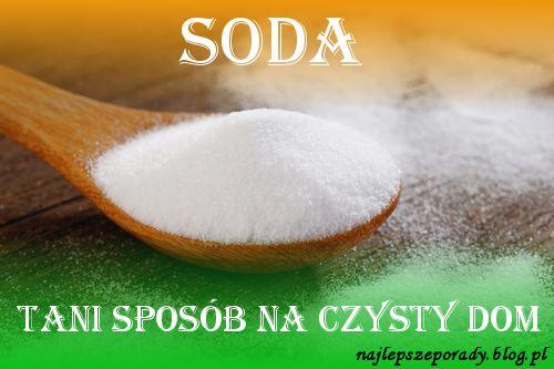 soda oczyszczona | najlepszeporady
